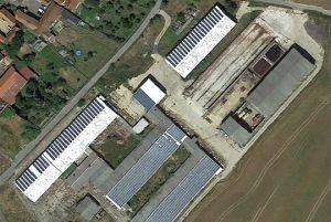 180KWp Dachanlage Sachsen