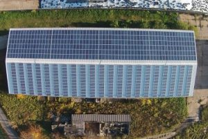 180KWp Dachanlage Sachsen Einzeldach
