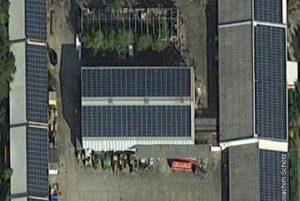 300KWp Dachanlage Brandenburg
