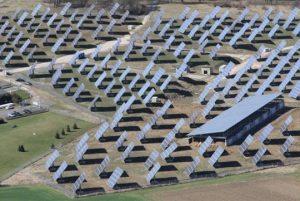 44 KWp Freiflächenanlage Bayern
